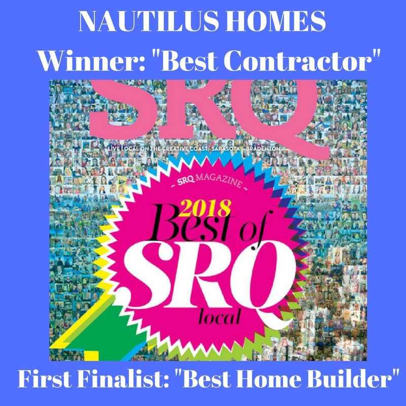 Nautilus Homes Winner