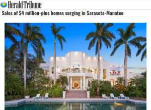 sales 4 million plus homes surging in sarasota manatee