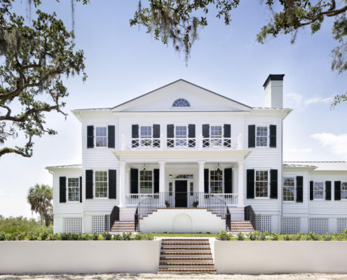 Old Grove Southern Plantation Sarasota Luxury Home Builder
