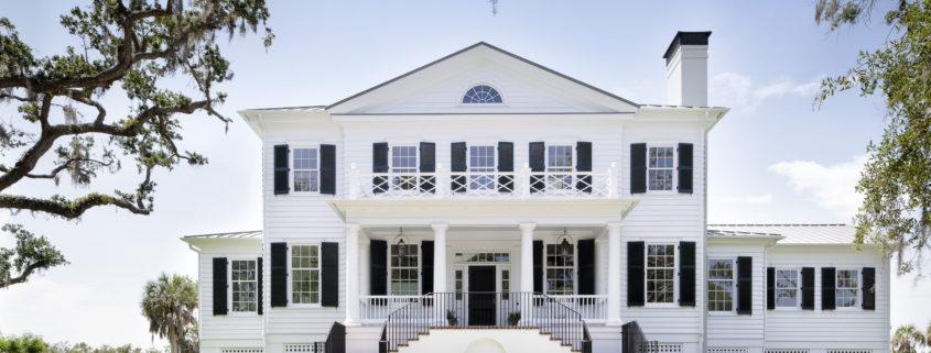 Old Grove Southern Plantation Sarasota Luxury Home Builder