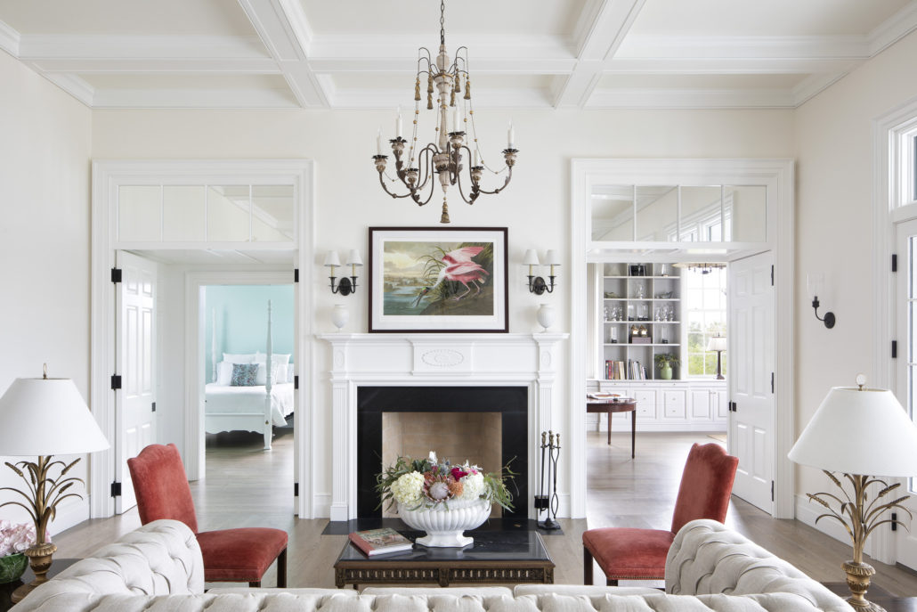 Great Room Traditional