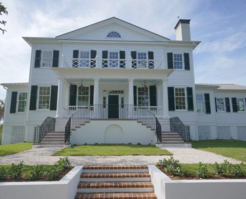 Southern Estate Plantation Style Home