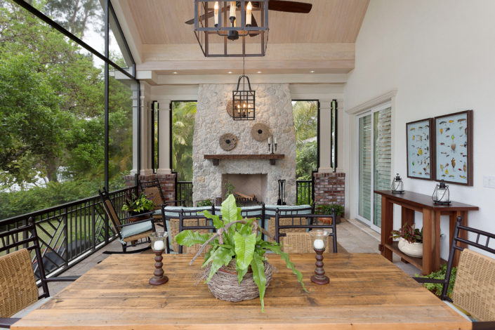 Low Country Southern Traditional Home Best Luxury Home Builder Sarasota