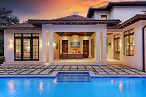 British West Indies Style Home