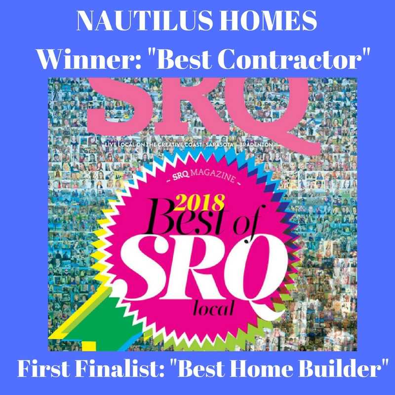 Nautilus Homes Winner