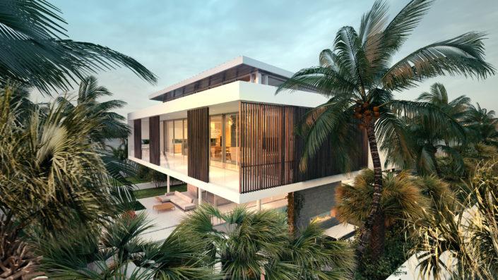 Sarasota Waterfront Modern Home Best Home Builder