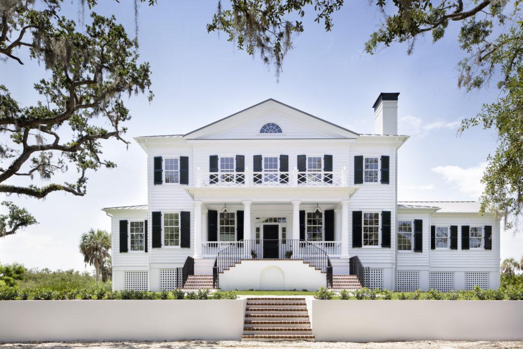 Antebellum Charleston Style Estate