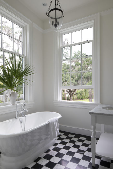 Guest Bathroom Southern Estate