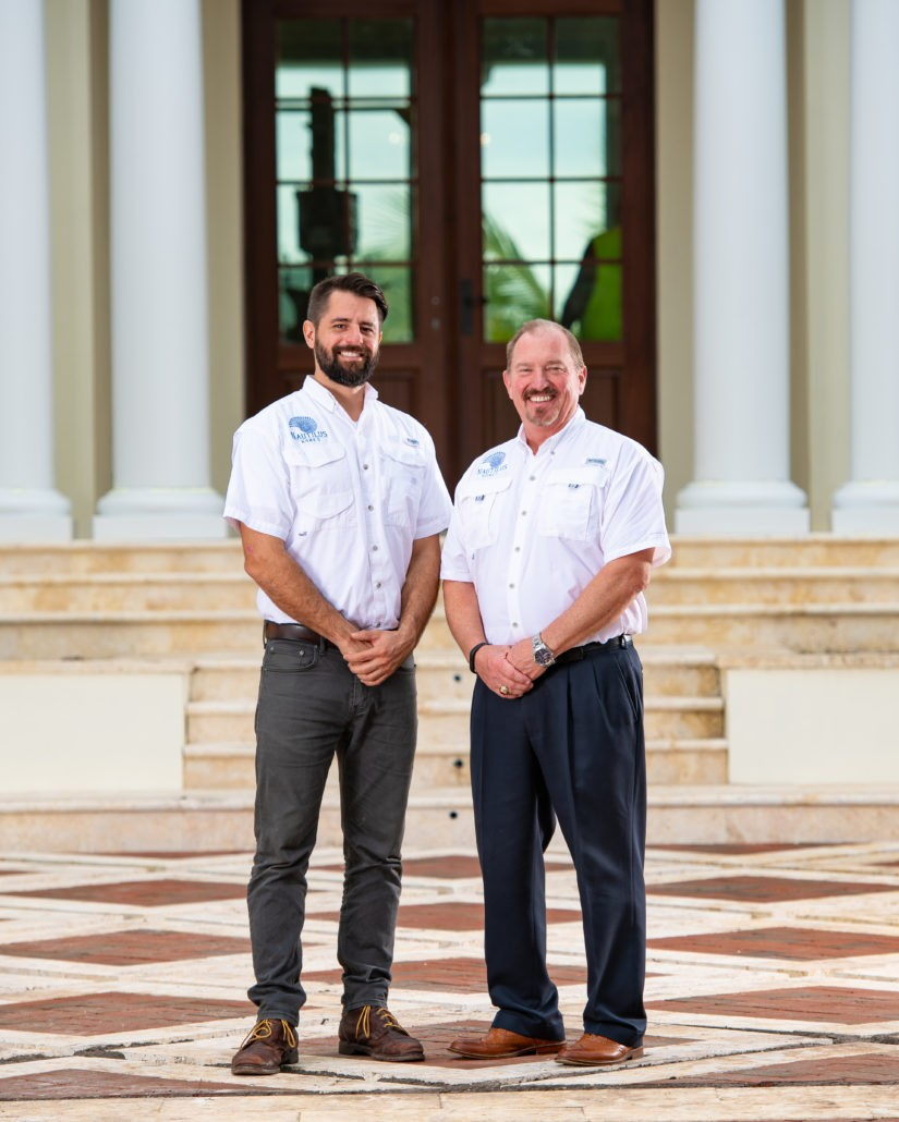 Sarasota Luxury Home Builder Ryan Perrone and Rick Mountjoy
