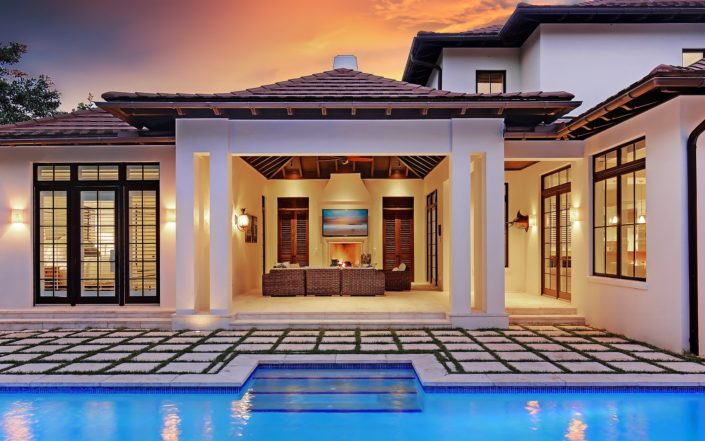 Sarasota Custom Home Builder Siesta Key