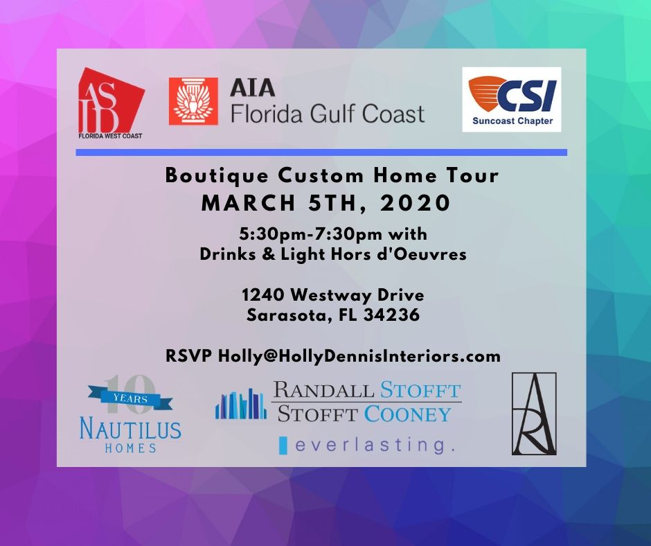 Custom Boutique Home Tour Lido Shores - Nautilus Homes Home Builder in Sarasota Florida